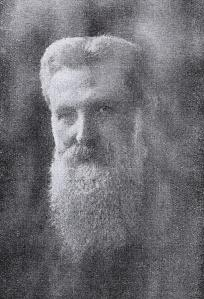 "Rev James Thomas. His obituary in the Times newspaper recorded ""His pastoral work there is still well remembered as well as his tall handsome figure and his long beard, then black, which endeared him to the Chinese."""
